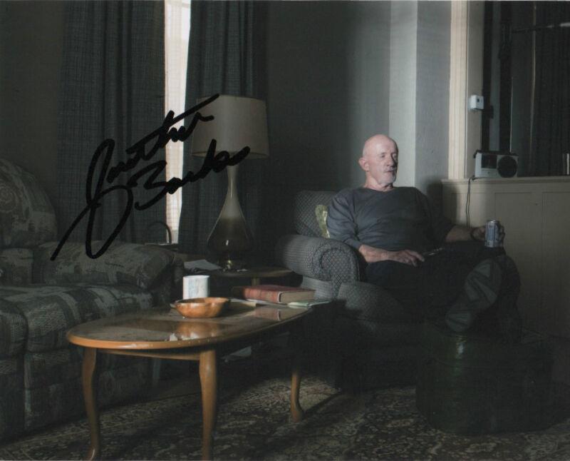 Jonathan Banks Better Call Saul Autographed Signed 8x10 Photo COA