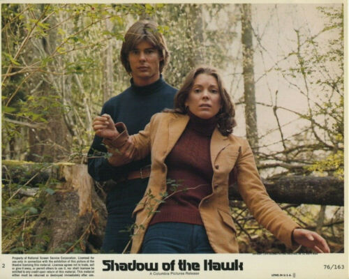 SHADOW OF THE HAWK (1976) Original 8x10 Color Set - Jan Michael Vincent