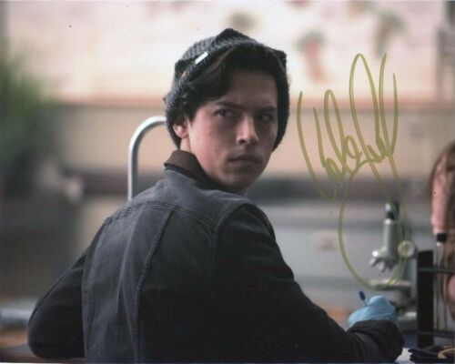 Cole Sprouse Riverdale Autographed Signed 8x10 Photo COA #J5