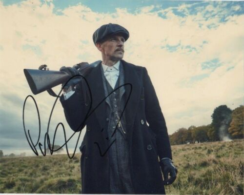 Paul Anderson Peaky Blinders Autographed Signed 8x10 Photo COA #E52