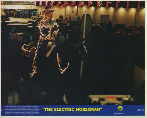 ELECTRIC HORSEMAN (1979) Original 8x10 Color Set - Robert Redford