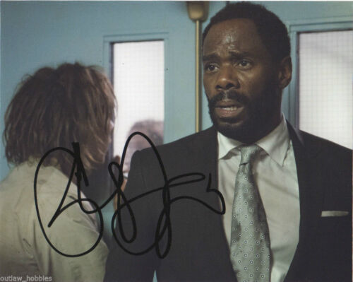 Colman Domingo Fear the Walking Dead Autographed Signed 8x10 Photo COA #2