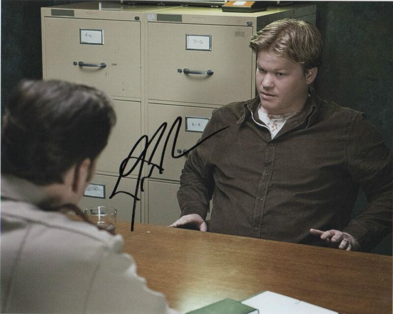 Jesse Plemons Fargo Autographed Signed 8x10 Photo COA #4