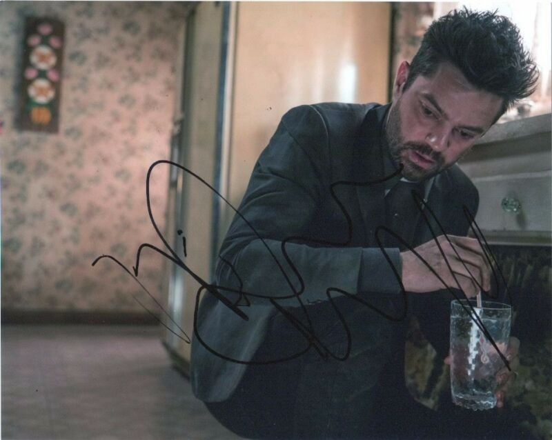 Dominic Cooper Preacher Autographed Signed 8x10 Photo COA #1
