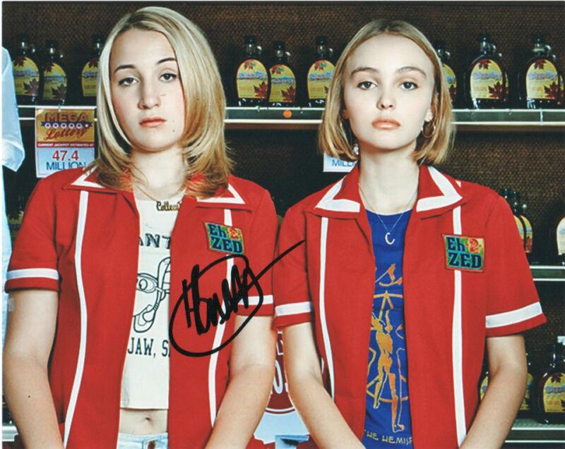 Harley Quinn Smith Yoga Hosers Autographed Signed 8x10 Photo COA #11
