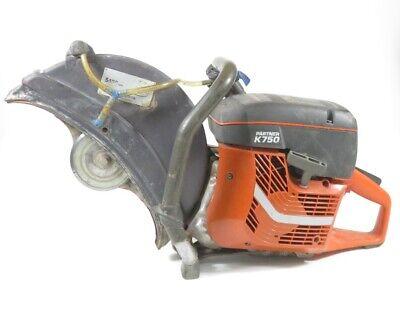 Husqvarna Partner K750 Gasoline-powered Concrete Cut-off Saw - 14 W Water Kit