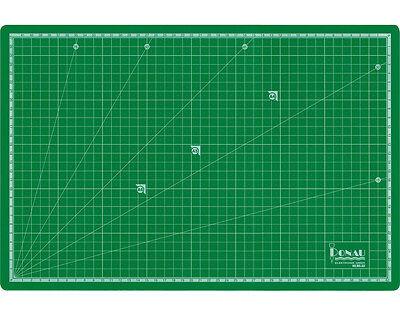 Msa Matte (Donau-Elektronik: Selbstheilende Schneidematte DIN A3 (450x300x3mm) MS-A3 - NEU)