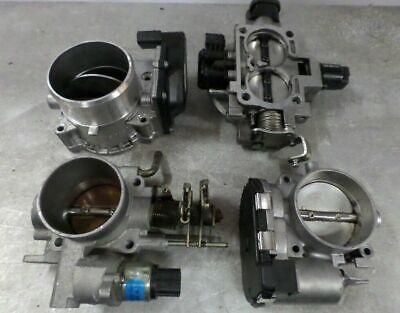 2013 BMW 650i Throttle Body Assembly OEM 51K Miles (LKQ~231882760)