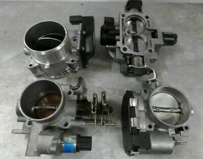 2011 Acura MDX Throttle Body Assembly OEM 124K Miles (LKQ~193123277)
