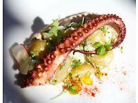 2 AA Rosette/ Michelin Bib gastropub/restaurant in East London -commis chef