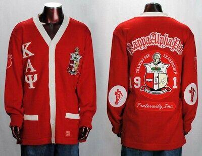 Kappa Alpha Psi - Cardigan Sweater