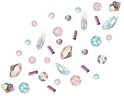 Preciosa® 3D Nail Art - Pack x 100 Alice