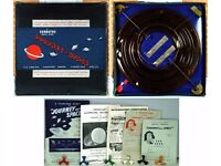 Wanted Subbuteo Journey into space