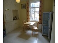 INCLUDES ELECTRICITY, COUNCIL TAX AND WATER RATES.Large 1 double bedroom flat wit