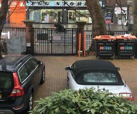 Secure Parking Space in Stoke Newington, N16, London (SP43422)