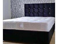 BRAND NEW Divan Bed Sets. Manufactured On Order.