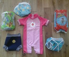 Baby's swimming bundle
