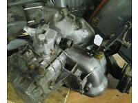 Vauxhall f13 5 speed gearbox astra cavalier corsa nova