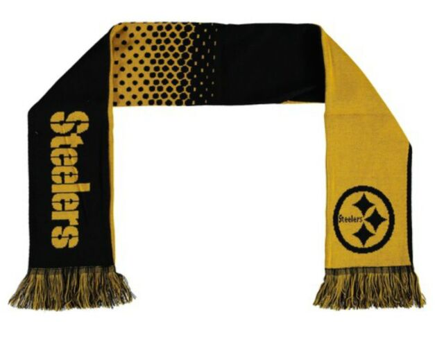 Pittsburgh Steelers NFL Scarf