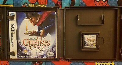 Disney A Chrismas Carol (Nintendo DS) Game