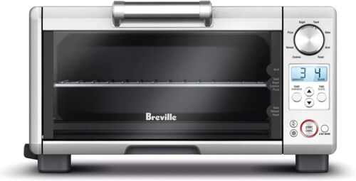 Breville the Compact Smart Oven Countertop Electric Toaster Oven BOV650XL