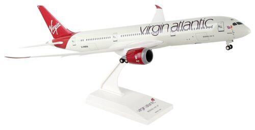 Skymarks SKR887 Virgin Atlantic Boeing 787-900 Desk Display Model 1/200 Airplane