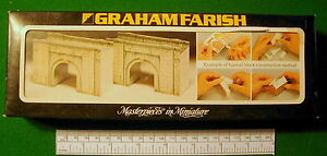 GRAFAR-No-9515-KIT-FOR-2-x-SINGLE-TRACK-BRIDGE-TUNNEL-N-GAUGE