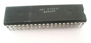 AMI-S6802P-40-Pin-Microprocessor-NOS-One-of-the-First-Computer-Chips