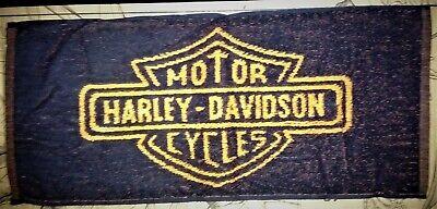Harley Davidson Motor Cycles Bar Towels - New