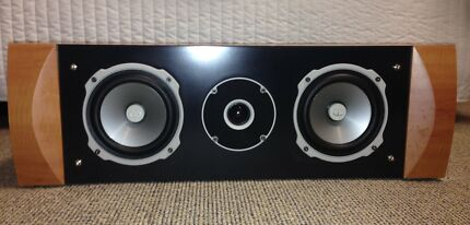 100w center speaker.