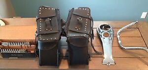 Motorcycle accessories Dyna Superglide as follows