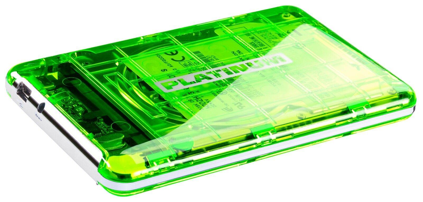 Grün Transparent