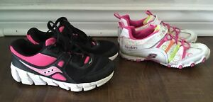 Girls Running Shoes -size 2 (Clayton Park area)