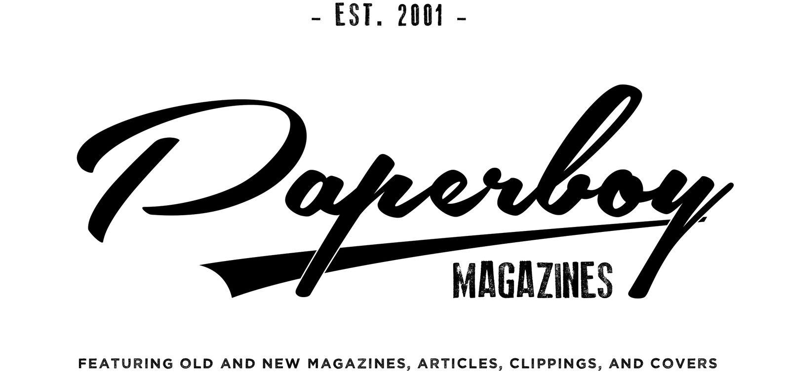 Paperboy Magazines