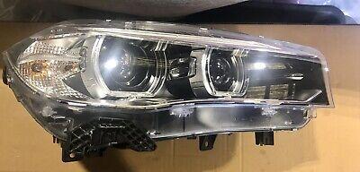 2014-2018 BMW X5 X6 Right Passenger Headlight HID Xenon Adaptive OEM