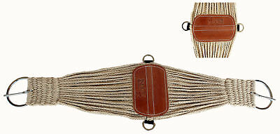 Horse Western Saddle Rope Cinch Girth Tack (Western Girth Horse)