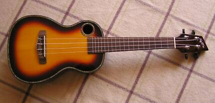 Ukulele - Rip Tide - Perfect Condition Reid North Canberra Preview