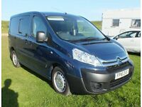 2016 Citroen Dispatch just converted to a campervan. As new, not used as camper