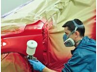 EXPERIENCED CAR-PAINTER - EARN UP-TO 350- £450 PER WEEK AS PER EXPERTISE
