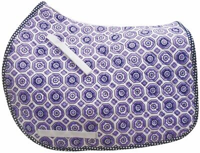 Equine Couture Kelsey All Purpose Saddle Pad (Equine Couture Kelsey)