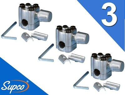 3 Pack Bpv-31 Supco Bullet Piercing Valve Bpv31 Fits 14 516 38 Tubing Binb
