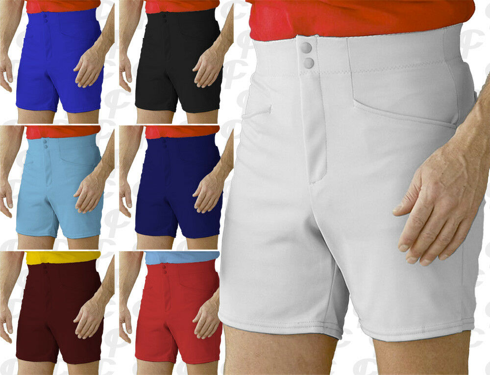как выглядит Мужская спортивная одежда Coach, Coaching, Coaches Shorts, Polyester (Bike Brand Style) 7 Colors USA MADE! фото
