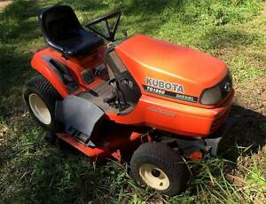 Kubota TG1860 diesel ride-on mower Darra Brisbane South West Preview
