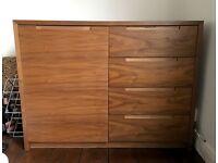 Dwell Wooden Sideboard / Cupboard