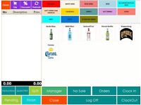 Complete Epos Till POS package Including online ordering and Payment Service