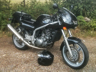 MZ (MuZ) Skorpion Sport 660cc Single - 4567 miles
