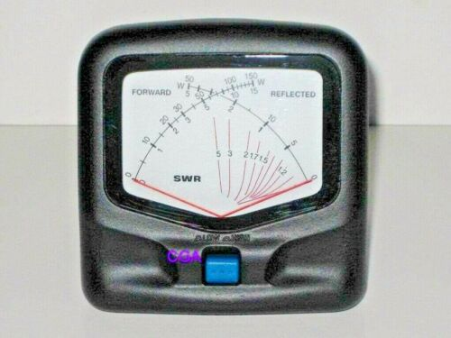 JETSTREAM CROSS NEEDLE SWR/WATT METER/  140-525MHz 15/150W VHF UHF -  JTW270
