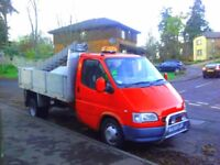 Wanted Ford Transit