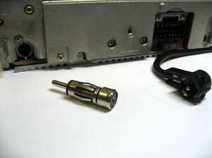 Car-Aerial-Antenna-Adaptor-For-Car-Radio-ISO-to-DIN-FOR-KENWOOD-SONY-JVC