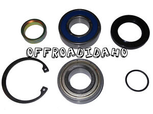 JACK-SHAFT-CHAIN-CASE-REBUILD-REPAIR-BEARINGS-SEALS-POLARIS-XCR-SP-600-96-1996